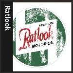 Ratlook & Distressed Stickers